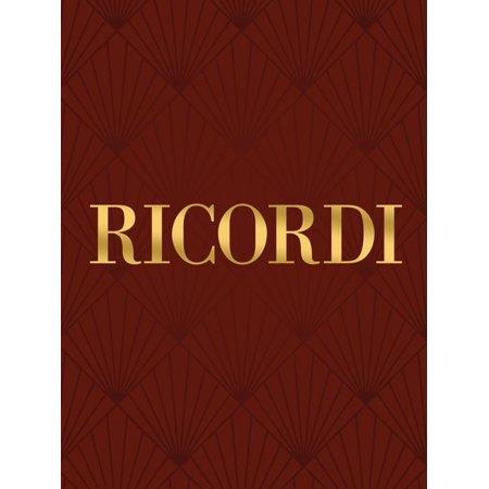 Ricordi Concerto in D Minor for Violin Strings and Basso Continuo, Op.8 No.7, RV242 String Solo Composed by Antonio Vivaldi Edited by Angelo