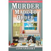 Murder Made to Order - eBook