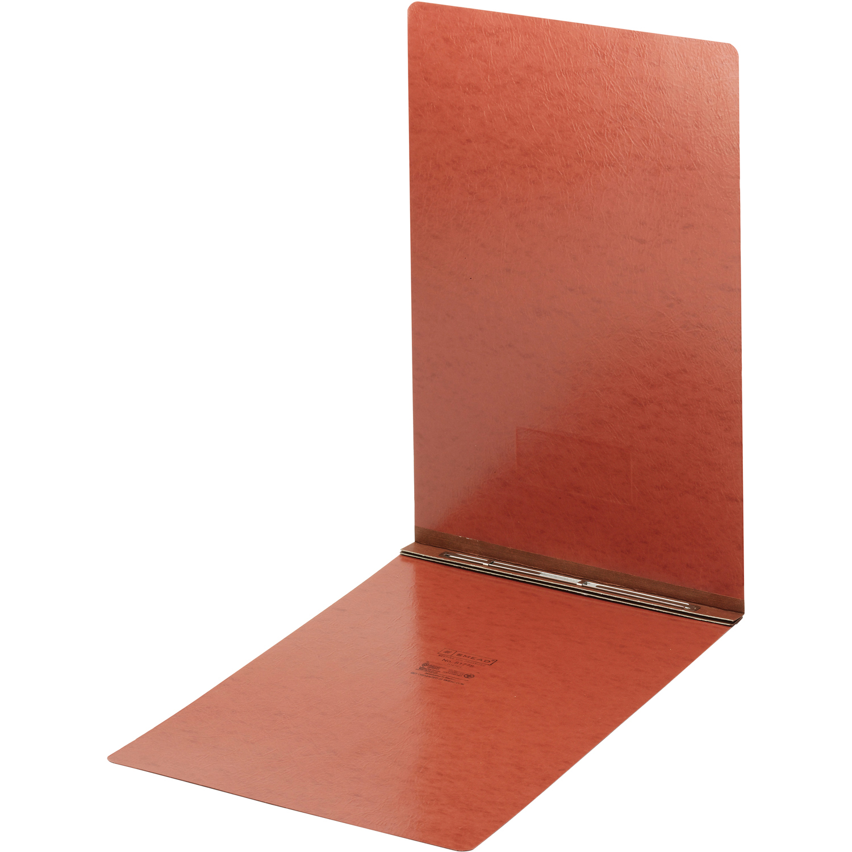 Smead 81778 R1218 8 11 X 17 Binder: Smead Press Guard® Report Covers W/ Fastener Red 10/BX 11