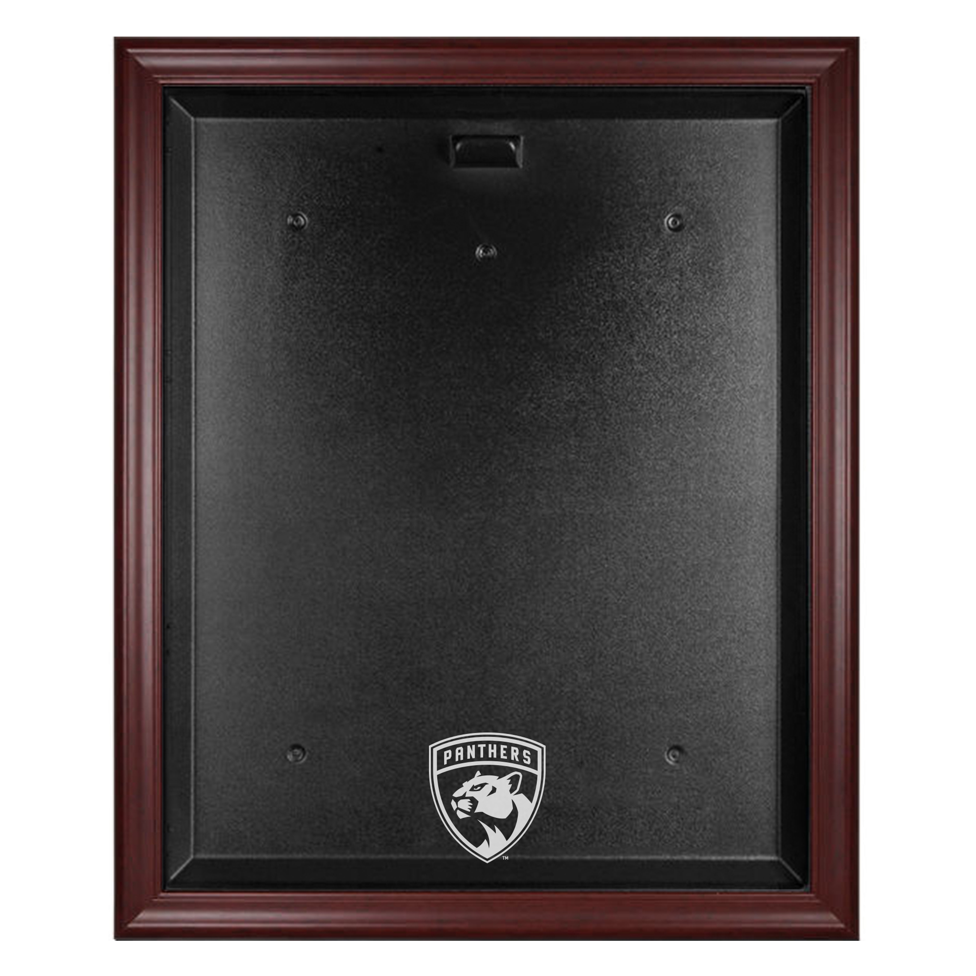 Florida Panthers Fanatics Authentic Mahogany Jersey Display Case - No Size