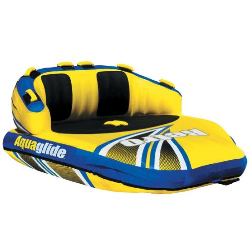 Aquaglide Retro 2 Inflatable Towable by North Sports Inc