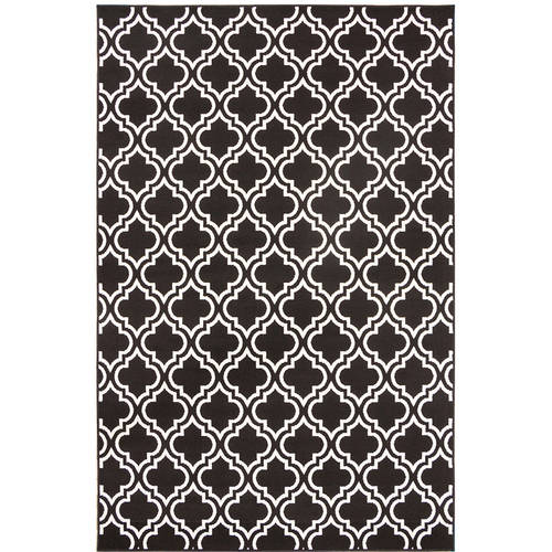Mainstays Fret Area Rug Available In Multiple Colors And Sizes