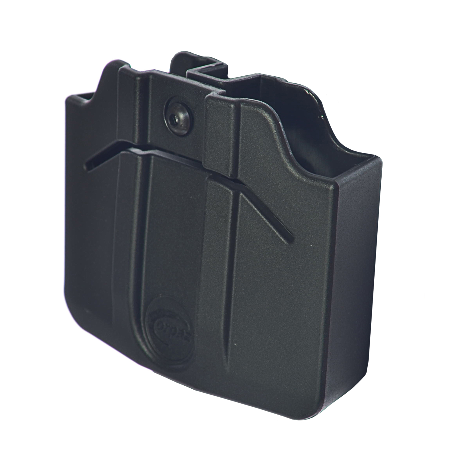 Orpaz Magazine Belt Holster Holds Two Double Stack 9mm METAL Mags Adjustable for by Orpaz
