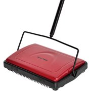 Best Sweepers - Alpine 469-Red Triple Brush Floor And Carpet Sweeper Review