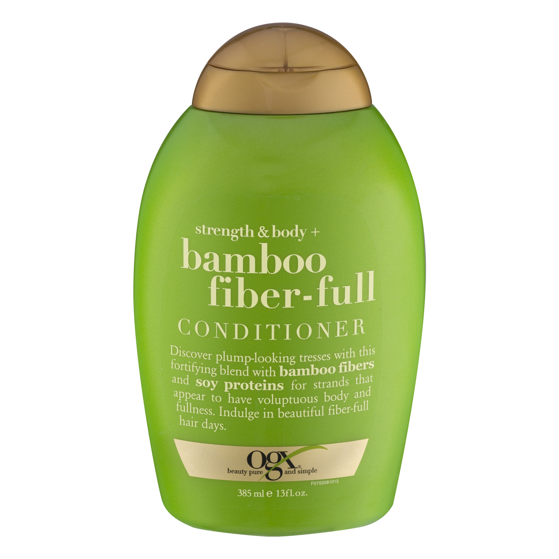 OGX Strength & Body + Bamboo Fiber-Full Conditioner, 13.0 FL oz