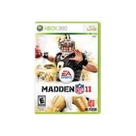 Electronic Arts Madden NFL 11 - Xbox 360
