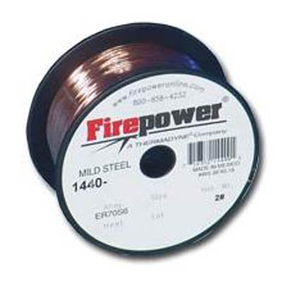 - Firepower 1440-0220 MIG Welding Wire, Solid Wire, .035