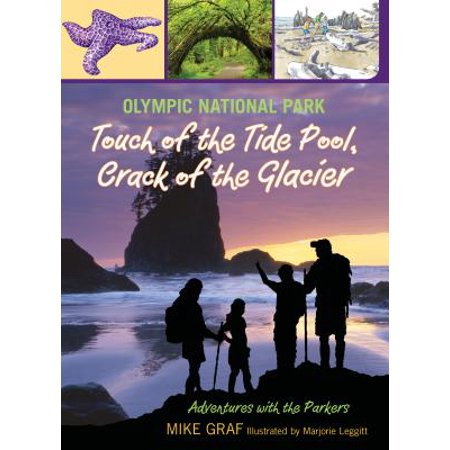 Olympic National Park: Touch of the Tide Pool, Crack of the