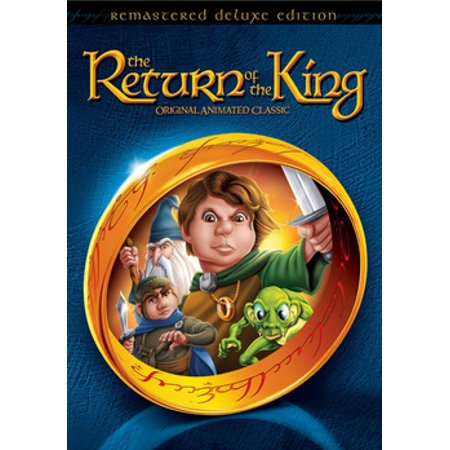 The Return Of The King (DVD) - The Return Of Halloweentown