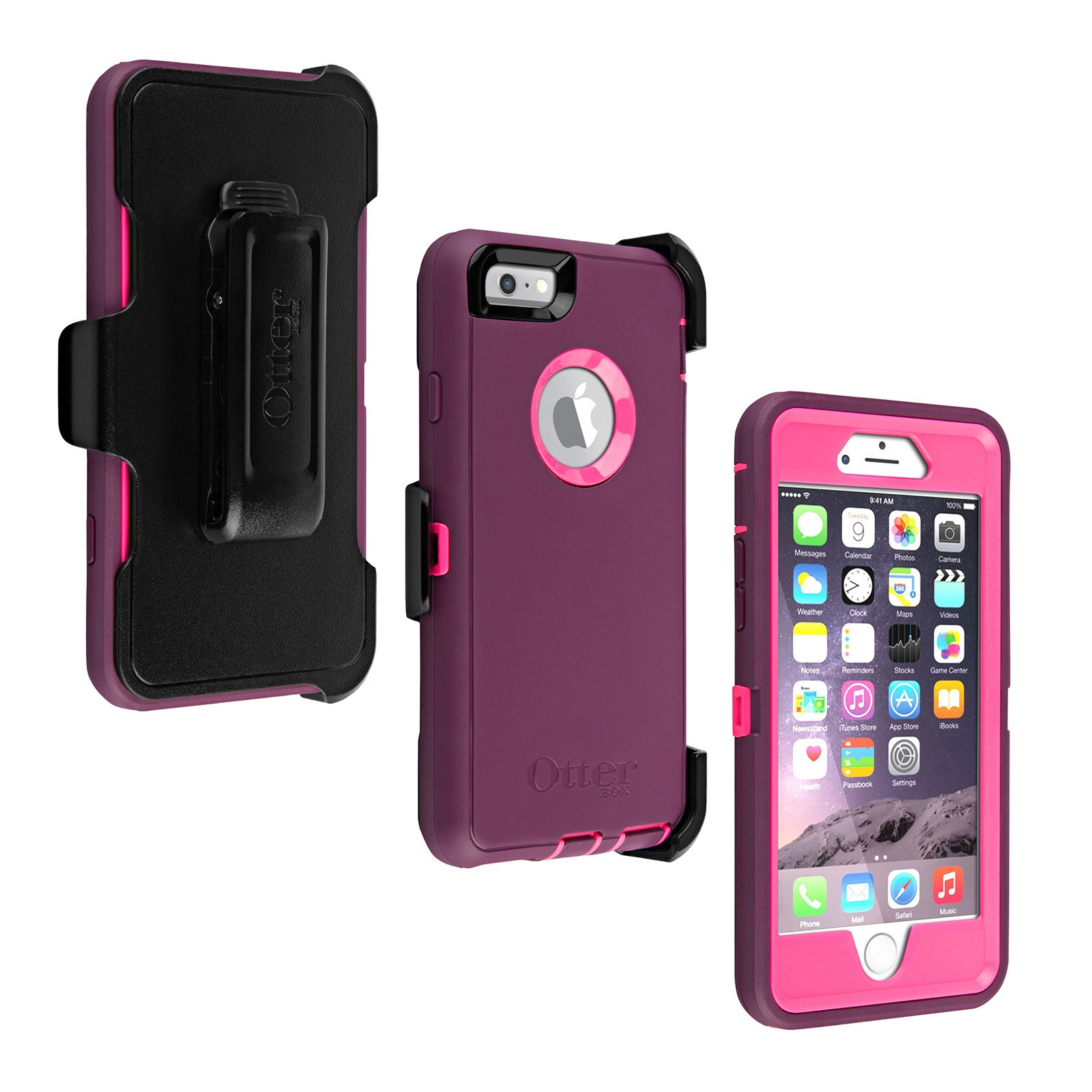 new concept 4c942 dbc29 OtterBox Defender Series Case for iPhone 6