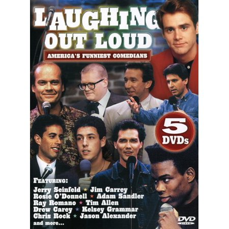 Laughing Out Loud: America's Funniest Comedians (Best British Comedians Of All Time)