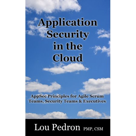 Application Security in the Cloud - eBook