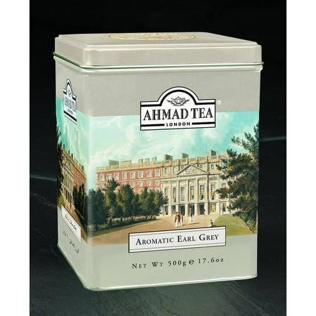 Ahmad Tea, Aromatic Earl Grey Tea, Loose Leaf, 500g