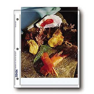 Print File 810-2P 8x10 Print Sleeves -  500 Sheet Bulk Pa...