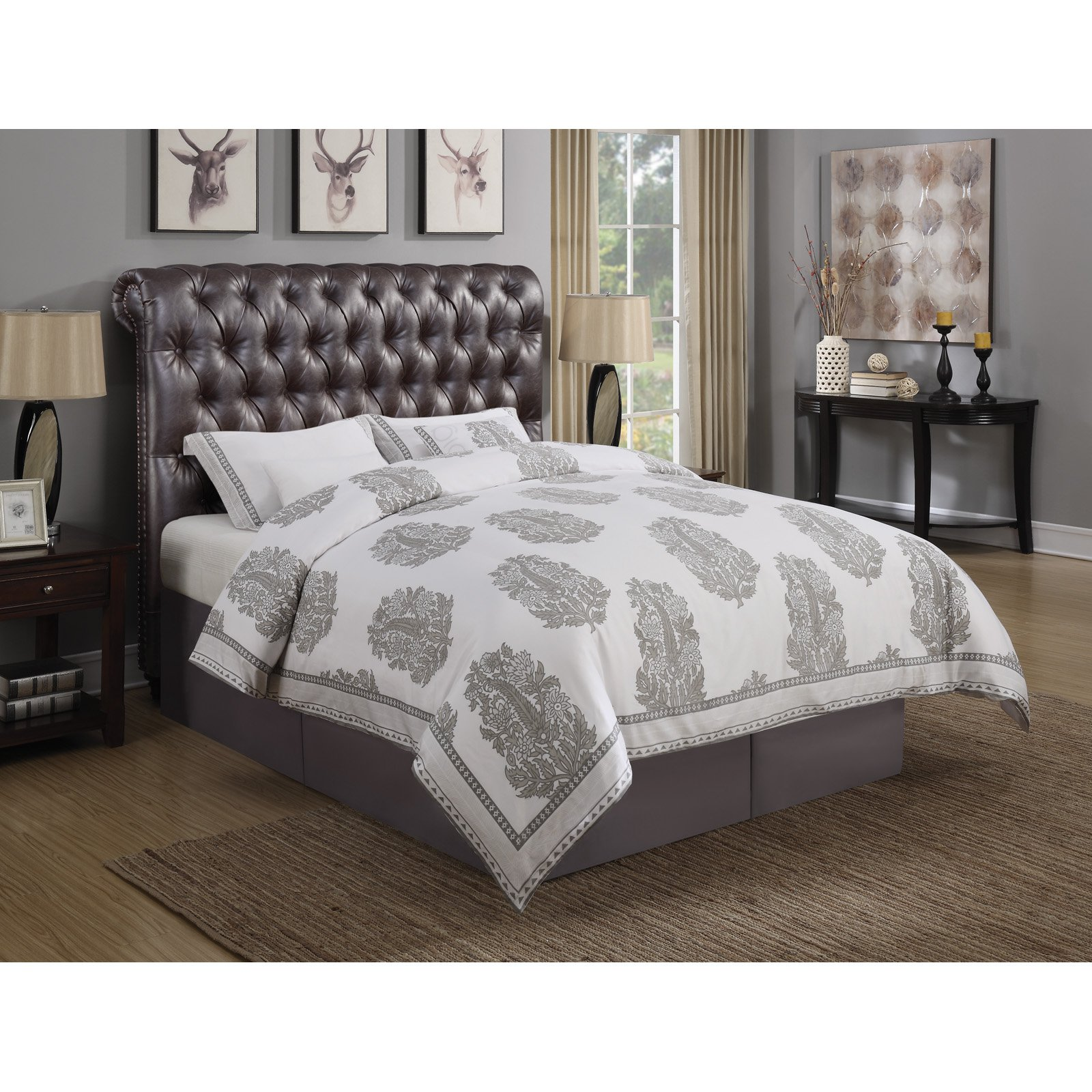 Coaster Furniture Devon Upholstered Headboard