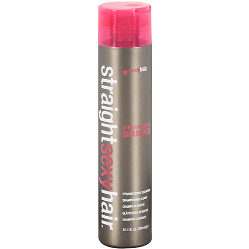 Sexy Hair Strainghtsexyhair Strengthening Shampoo, 10.1 fl oz
