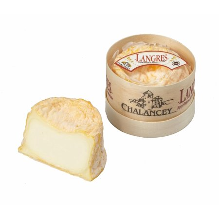 French Cow Milk Cheese, Langres - 7 oz