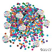 Bright & Bold Confetti
