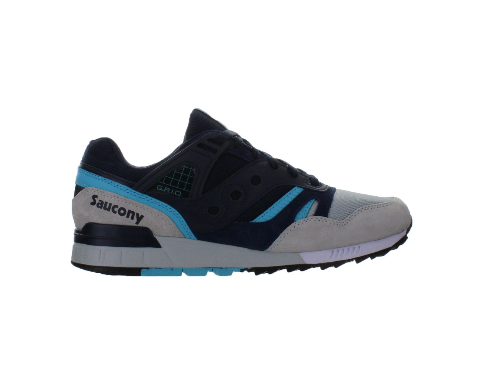 Mens Saucony Grid SD Games Pack Navy Grey S70164-1 by