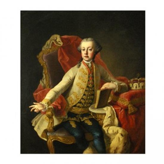 Archduke Joseph Poster Print (16 x 16)