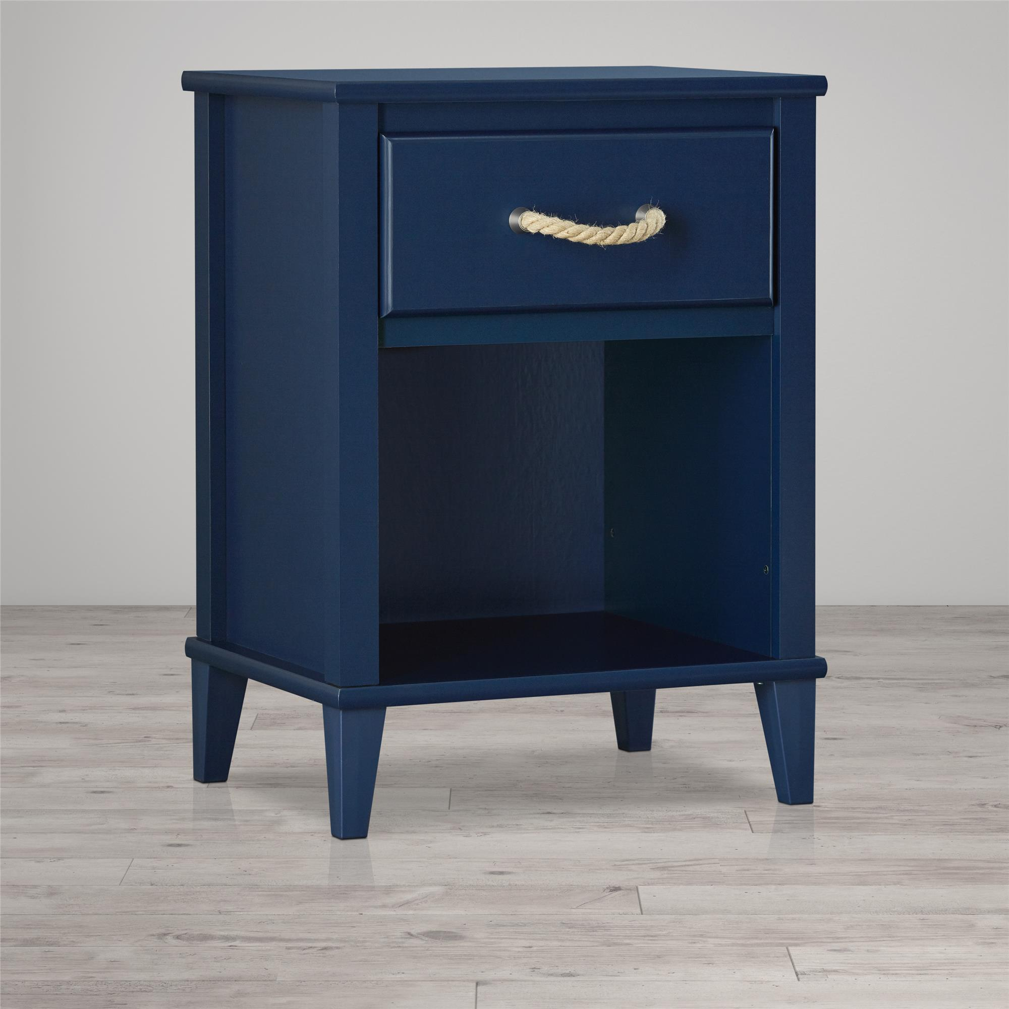 Little Seeds Sierra Ridge Mesa Nightstand, Blue