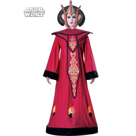 Women's Deluxe Queen Amidala Costume - Queen Costumes For Women