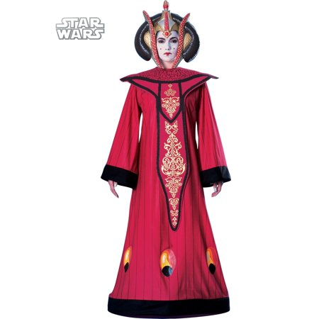 Women's Deluxe Queen Amidala - Homecoming Queen Costume