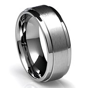 mens titanium wedding bands walmartcom - Male Wedding Rings