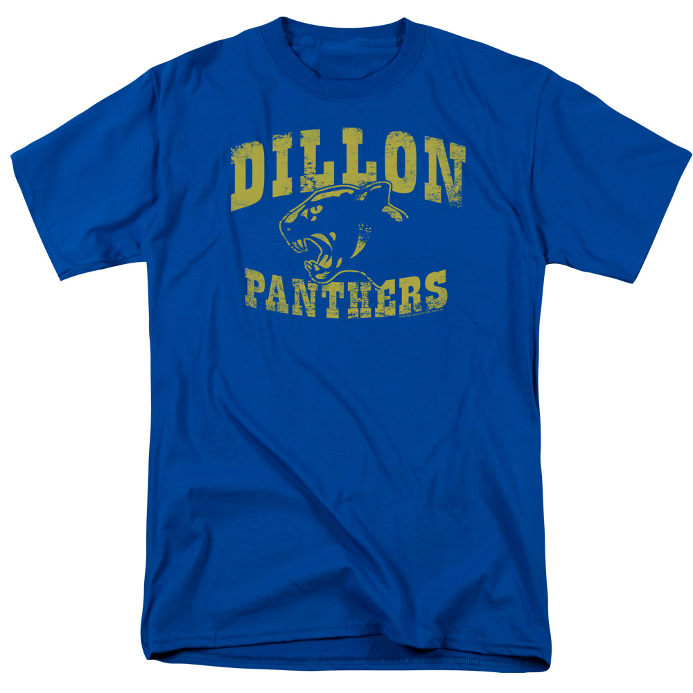 FRIDAY NIGHT LIGHTS/PANTHERS - S/S ADULT 18/1 - ROYAL - XL