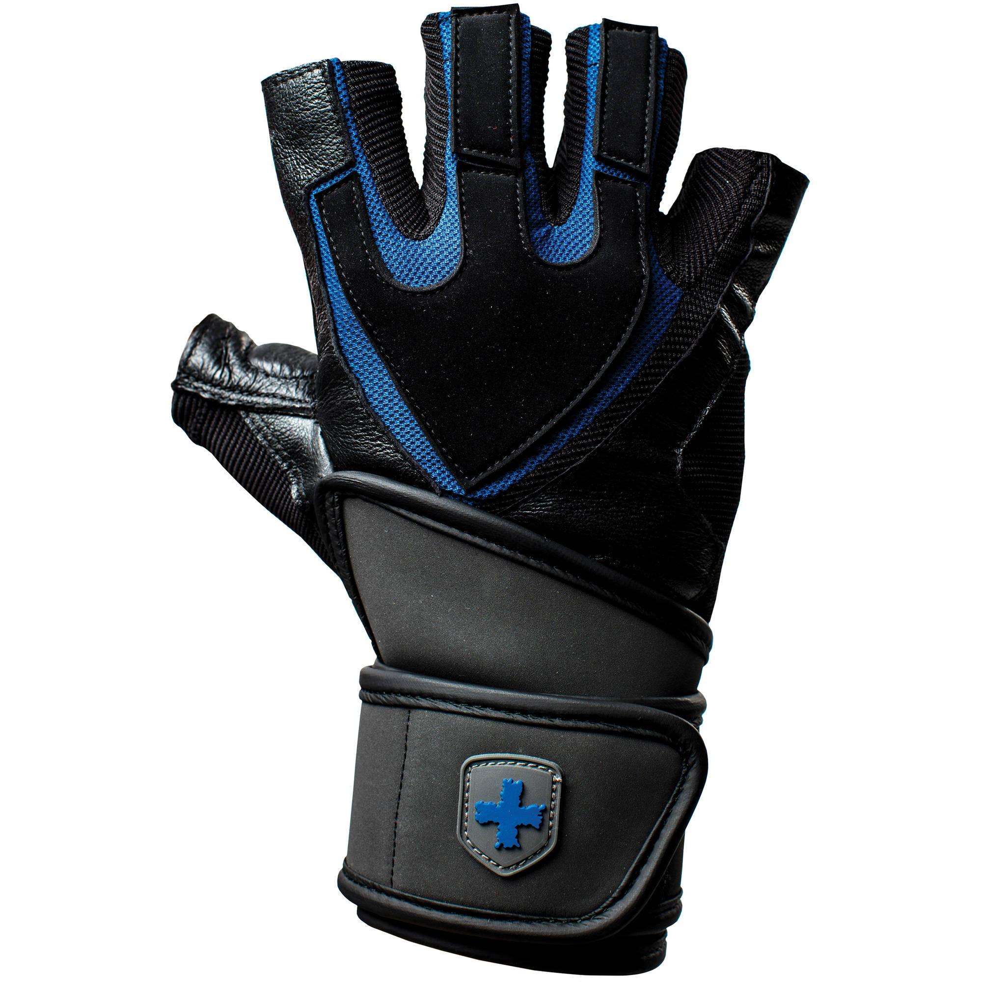 Harbinger Training Grip WristWrap Glove by Harbinger