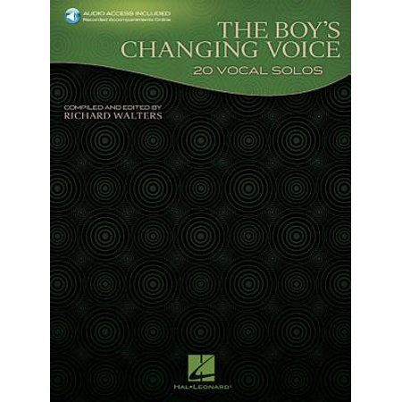 The Boy's Changing Voice - Voice Changing