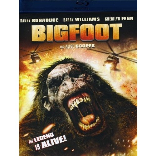 Bigfoot (Blu-ray) (Widescreen)