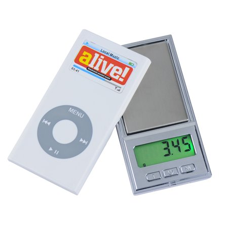 200g/0.01g High Accuracy Electronic Balance Pocket Scale Mini LCD Digital Jewelry Scales Weighing Tool - image 3 of 7