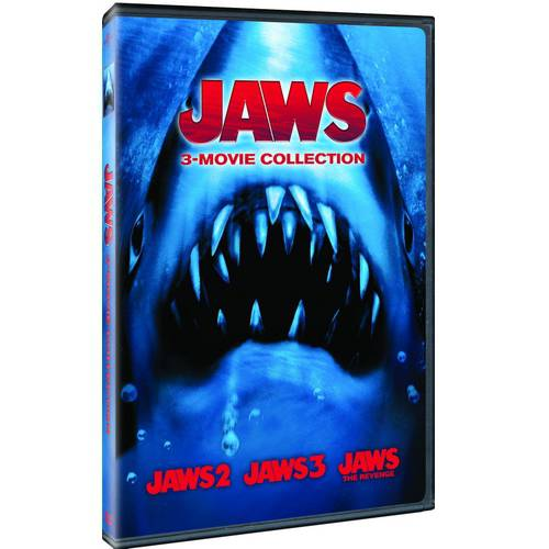 Jaws 3-Movie Collection: Jaws 2 / Jaws 3 / Jaws: The Revenge (Widescreen)