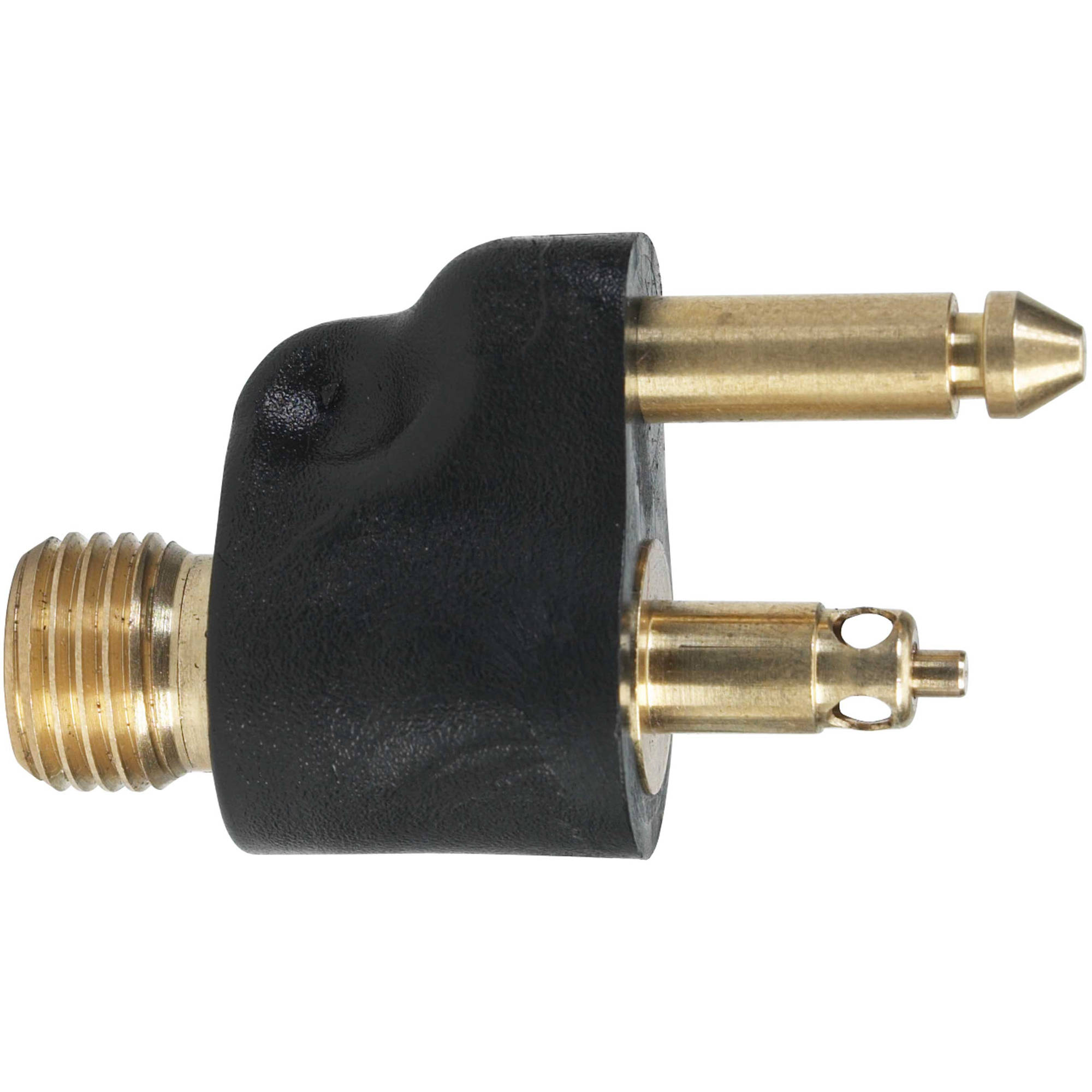 "Scepter 04075 Yamaha Brass Male Tank Fitting, 1/4"" NPT"