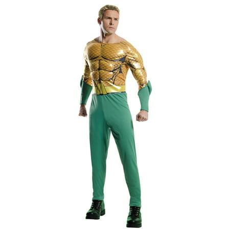 Men's Aquaman Costume - Aquaman Costume Kids