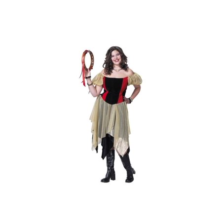 Gypsy Adult Costume Plus size