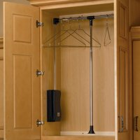 Rev-A-Shelf RCPDR-1826 Pull-Down Closet Rod - 18-26 in.