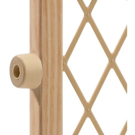 Evenflo Position And Lock Classic Gate  Beige