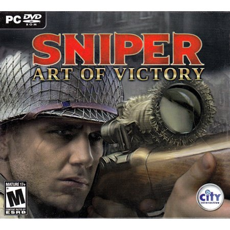 Sniper Art of Victory PC DVD-Rom - Become the Eye Witness of the Fall of the Third