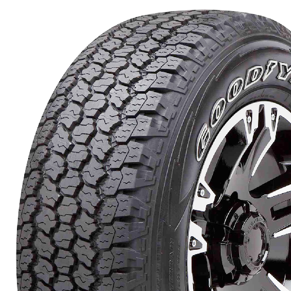 Goodyear Wrangler Fortitude HT P265//65R18 112T OWL Performance Tires 1
