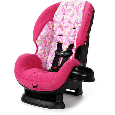 cosco scenera 5 point convertible baby car seat pink in bloom. Black Bedroom Furniture Sets. Home Design Ideas