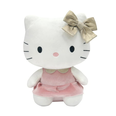 Lambs & Ivy Hello Kitty Plush Stuffed Animal Toy - 10