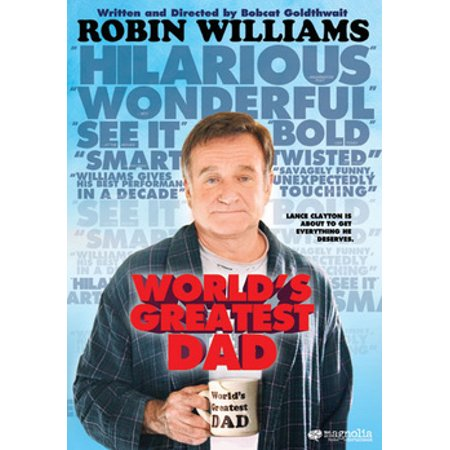 World's Greatest Dad (DVD) (Greatest Miracle In The World)