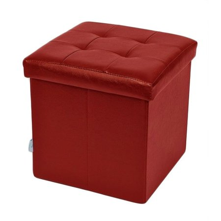 Miraculous W Home Cube Foldable Square Storage Ottoman Walmart Com Gmtry Best Dining Table And Chair Ideas Images Gmtryco