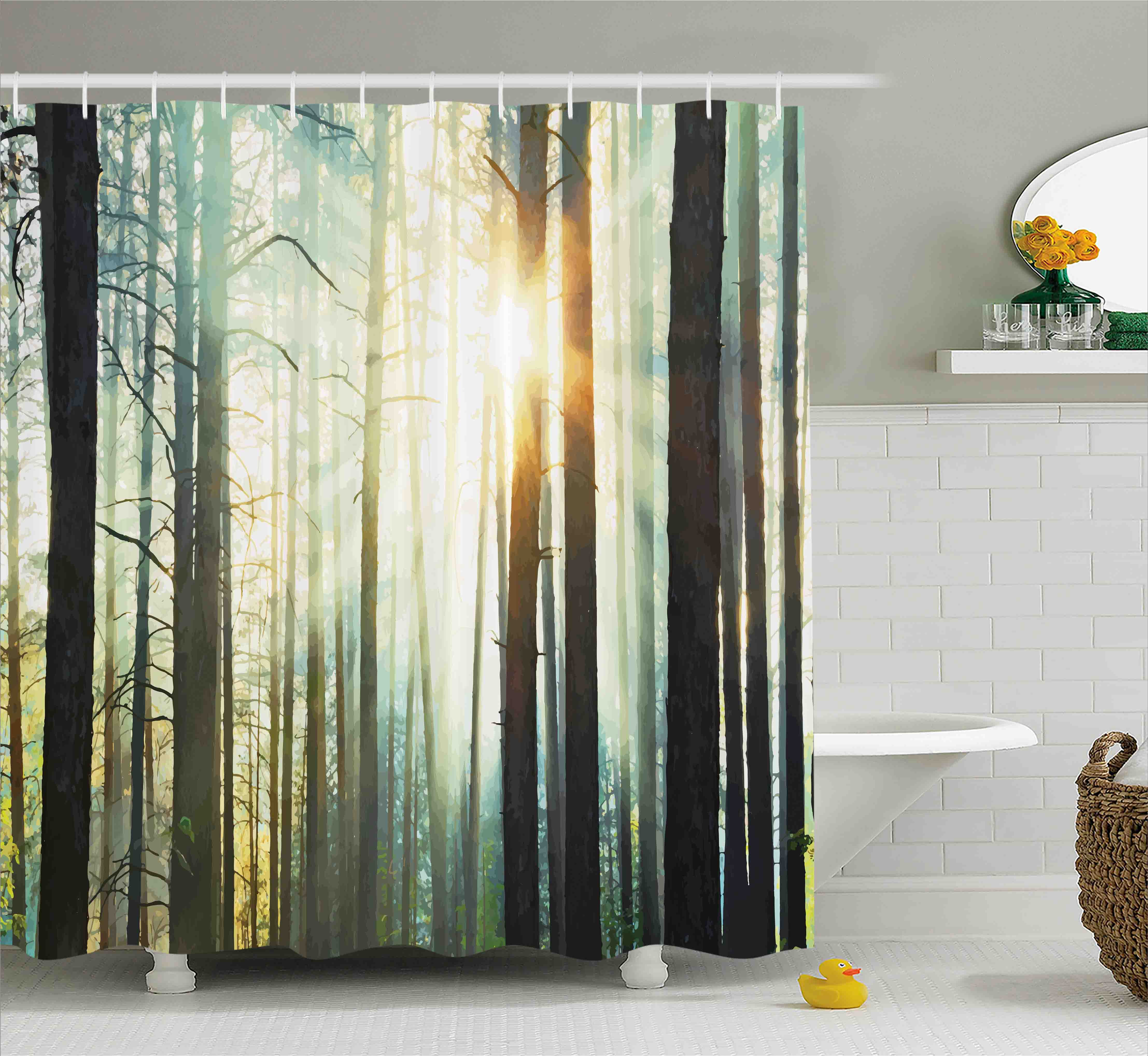 shower elegant valanceelegantd bathroom sofa green brown and sets picture brownelegant curtains of concept with beach size full fabric new