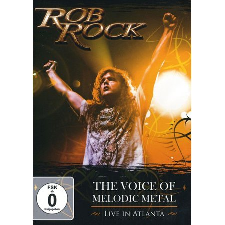 The Voice of Melodic Metal: Live in Atlanta (DVD + CD) ()