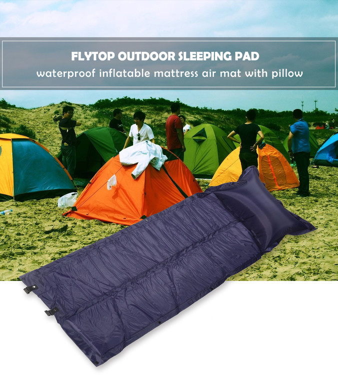 Lightweight Camping Pad,Portable Air Mattress, Air Padding Waterproof Sleeping Pad Camping