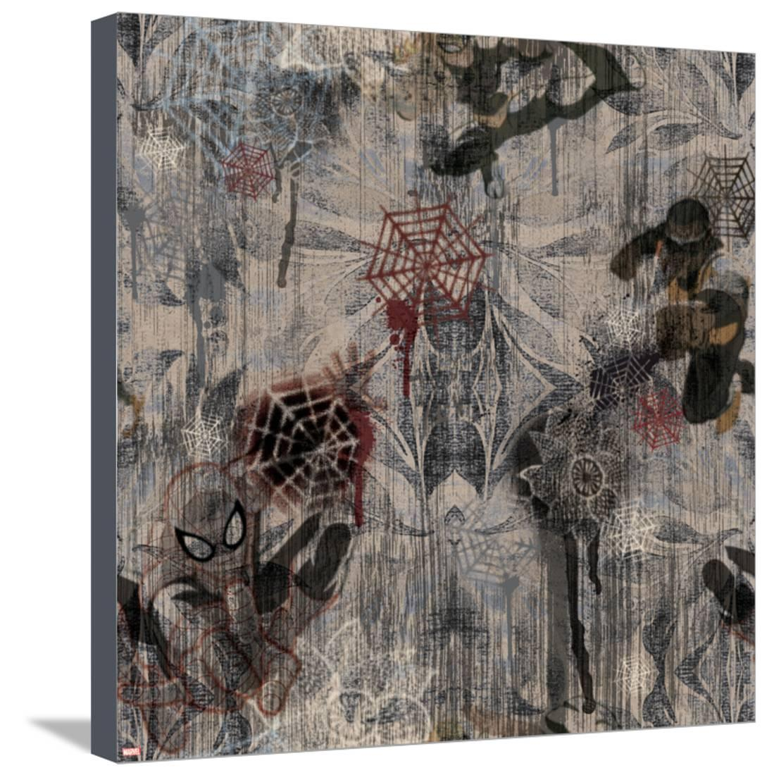 Ultimate SpiderMan - Trends Fall Winter 2013 Stretched Canvas Print Wall Art