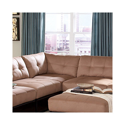Bundle-28 Wildon Home   Robinson Sectional (4 Pieces)